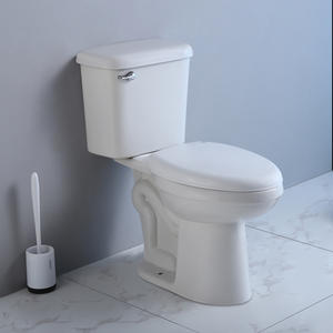 Comfort Height Two Piece Toilet White Manufacturer