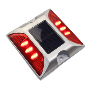 Led Solar Road Stud Light for road lighting