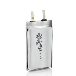 Customized Lithium Polymer Battery Cell Exporter