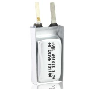China Square battery for TWS smart charging case exporter