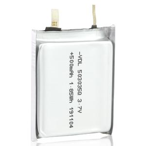 503035Q 3C high rate fast- charge Li-ion battery  needs only 30 minutes be fully recharged