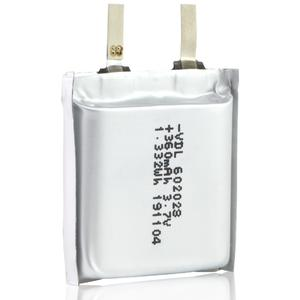 High Discharge Rate Li-ion Cell 602028 3.7V,360mAh