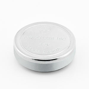 VDL 1238 Rechargeable Lithium Coin Battery Product