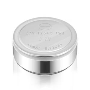 1254C Coin Battery