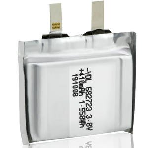 682723 Square Pouch Battery