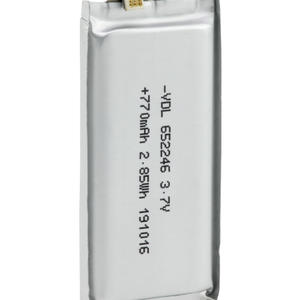 VDL 652246 Lithium Ion Cell for Smart Devices