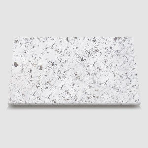 quartz island countertop-WG406 Lotus