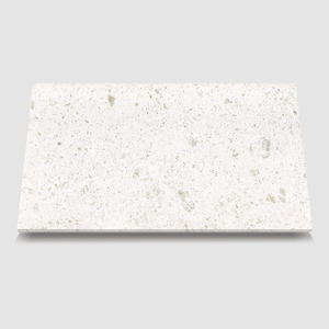 quartz stone table top-WBG216 Chamomile Butter