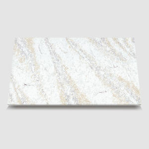 WG452 Challans White Quartz Stone