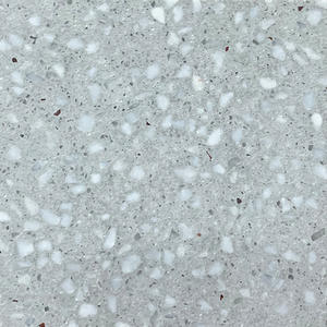 High Quality Twists Grey Terrazzo Stone Supplier-WT117