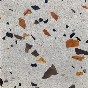 High Quality Grey Terrazzo Tiles Supplier-WT210 Iwayama