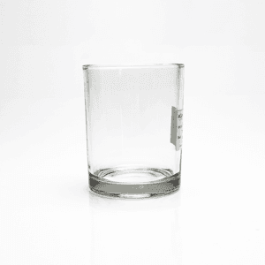 Glasshouse 9oz Votive Glass Candle Holder Cylinder Clear Candle Jar