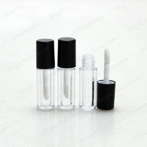 customized logo private label square empty glass nail polish bottles with brush for sale