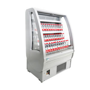 High Quality Soft Drink Display Fridge with ISO certified
