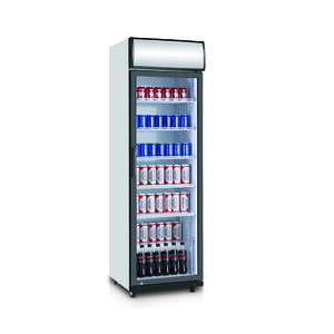 Customized Glass Door Beverage Fridge Suppliers with ISO certified