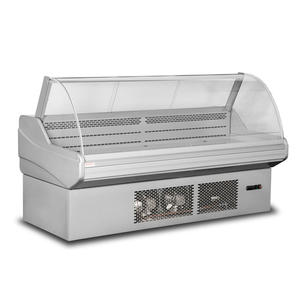 High Quality Deli Display Fridge with ISO certified