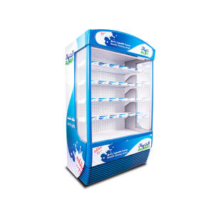 High Quality Multideck Display Cabinets with ISO certified