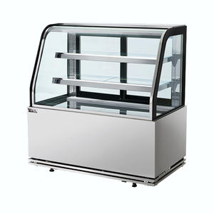 Floor Standing Curved Bakery Showcase(3SHELF CURVE)