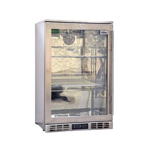High Quality Stainless Steel Refrigerator with ISO certified