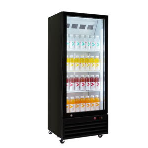 LGB-240 Commercial Display Refrigerated Check Out Counter Cooler Cashier Refrigerator For Beverage
