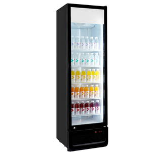 Flower Display Fridge Upright Cooler