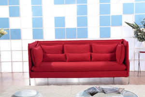 China Loveseat Living Room Sofa Manufacturer