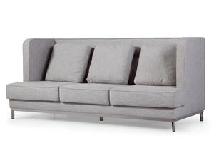 China High Quality Three Seater Fabric Sofa Manufacturer