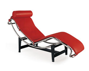 A75 Single Seat LC4 Chaise Lounge Chair
