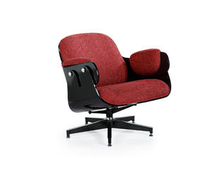 C101A Loveseat Eames Lounge Chair