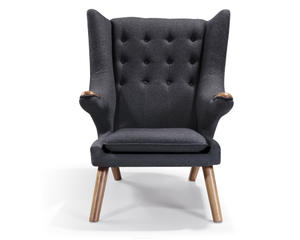 Papa Bear Chair Replica-Supplier Hingis Furniture with over 20 years experience