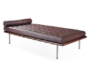 YDOSB0034 Single Seat Barcelona Chair Daybed