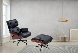 China Charles Eames lounge Chair replica supplier-Hingis with over 20 years experience