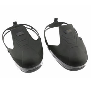 TPU Shoe Cover With Steel Toe Cap
