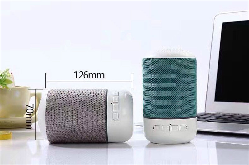 Fabric art Bluetooth speaker
