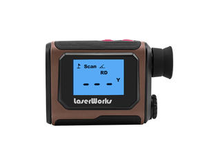 digital range finder golf with Angle Slope Pinseeker Technology factory