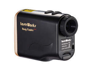 portable laser range finder