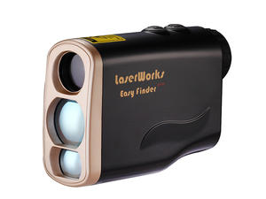 laser rangefinder for construction
