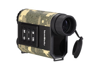 laser rangefinder at night