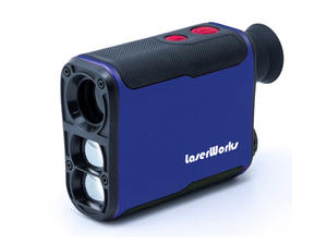 golf laser rangefinder with slope