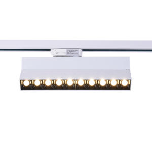 LED Track Lighting | Mirrea 20W Dimmable LED Track Lighting Heads