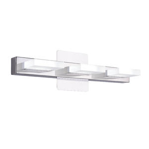18in White Vanity LED Lights for Bathroom | mirrea Manufacturer