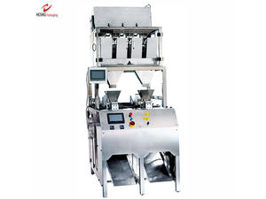 OEM Pre-made Packaging Machine Manufacturers-Double Head