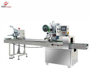 ODM Rice Pillow Type Packaging Machine Manufacturing