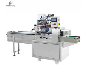 ODM Sugar Pillow Type Packaging Machine Manufacturing