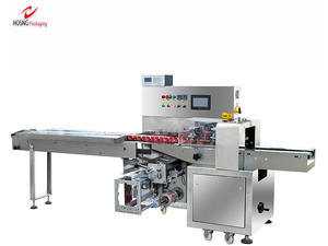 ODM Grain Pillow Type Packaging Machine Manufacturing-HS350X,HS-250/350 Box Packing Machine