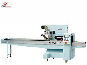 ODM Horizontal Pillow Packing Machine Manufacturing