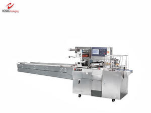ODM Pet Food Pillow Type Packaging Machine Manufacturing