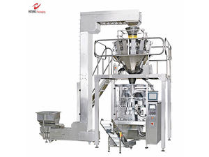 Customized French Fries Granule Packaging Machine Factory