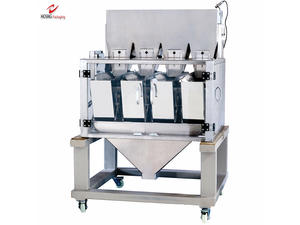 High Quality 4 Multi-heads Weight Machine Manufacturers