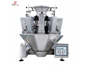 1.6L 10 Multi-heads Weigher Automatic Packing Machine